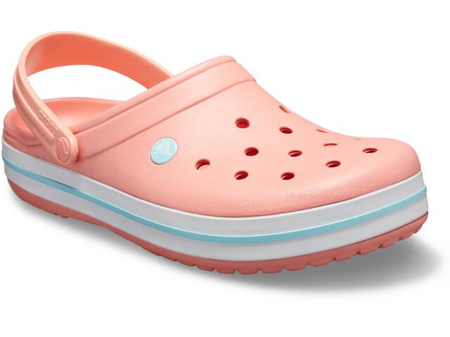Crocs Crocband Clogsit, melon/ice blue